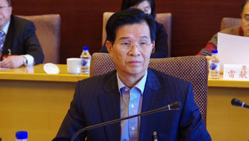 港澳委员王民星:冀政府给予慈善企业更多鼓励