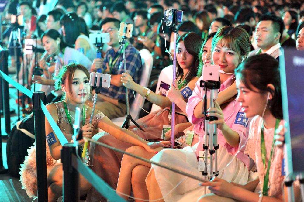 上半年中国网络直播行业景气度持续上扬