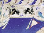 敦煌石窟壁画中的鸡形象