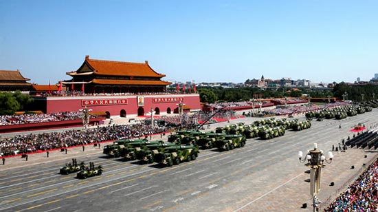 北京观察:火箭军将领首任军委副参谋长