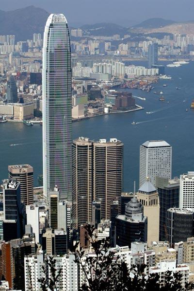 中美关系缓和香港得益
