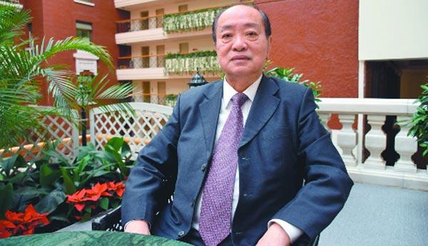 专访中山先生后人孙必达:满腔热血系家国