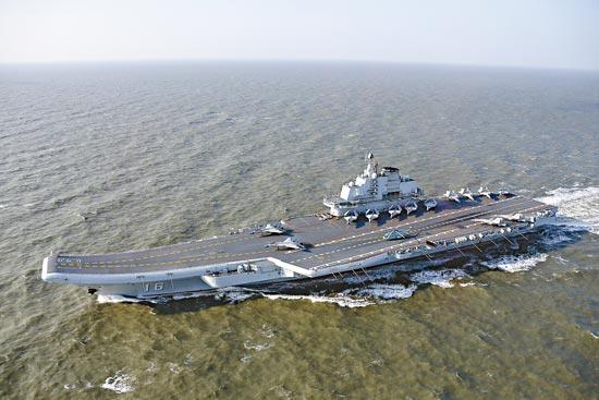 遼寧艦總設計師:中國艦艇研製晉世界先進行列