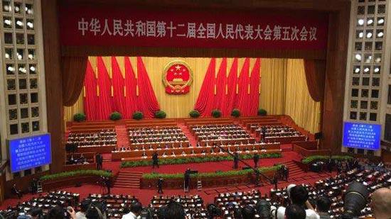 兩會傳遞中國的恆心與信心
