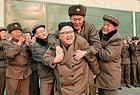朝鲜进行新型大功率火箭发动机地上点火试验
