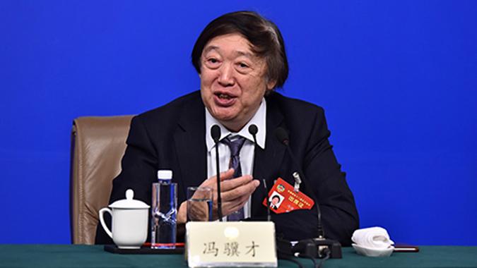 """刘长乐、冯骥才、成龙等谈""""文化自信"""""""