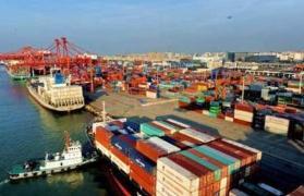 今年1月大陆实际使用台资金额、两岸贸易额一降一升