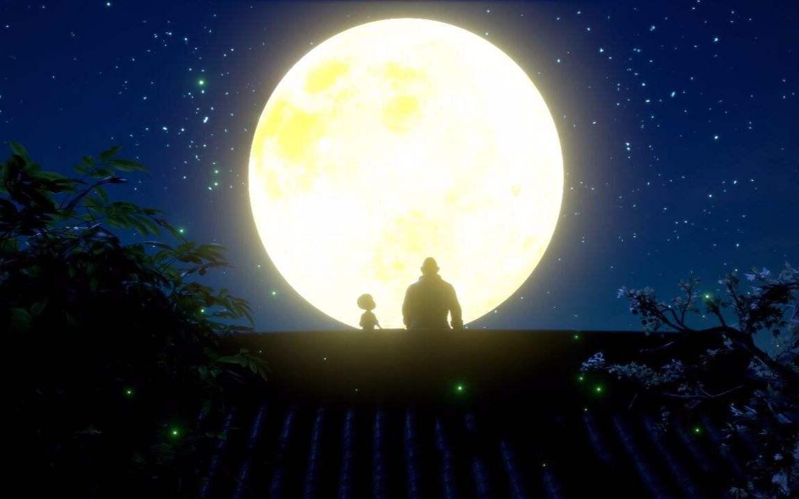 充滿希望 喜讀經典丨猴子撈月