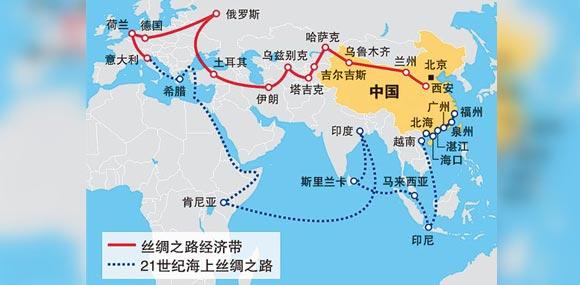 中企鋪非洲資訊高速網絡 15萬公里光纜通48國