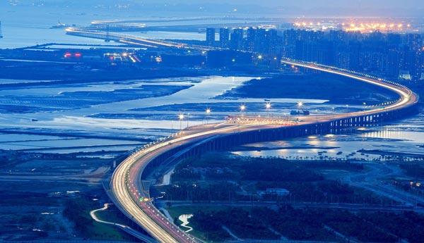 深圳前海风景