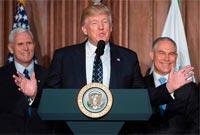 """""""单挑""""朝鲜 特朗普只道出一半真相"""