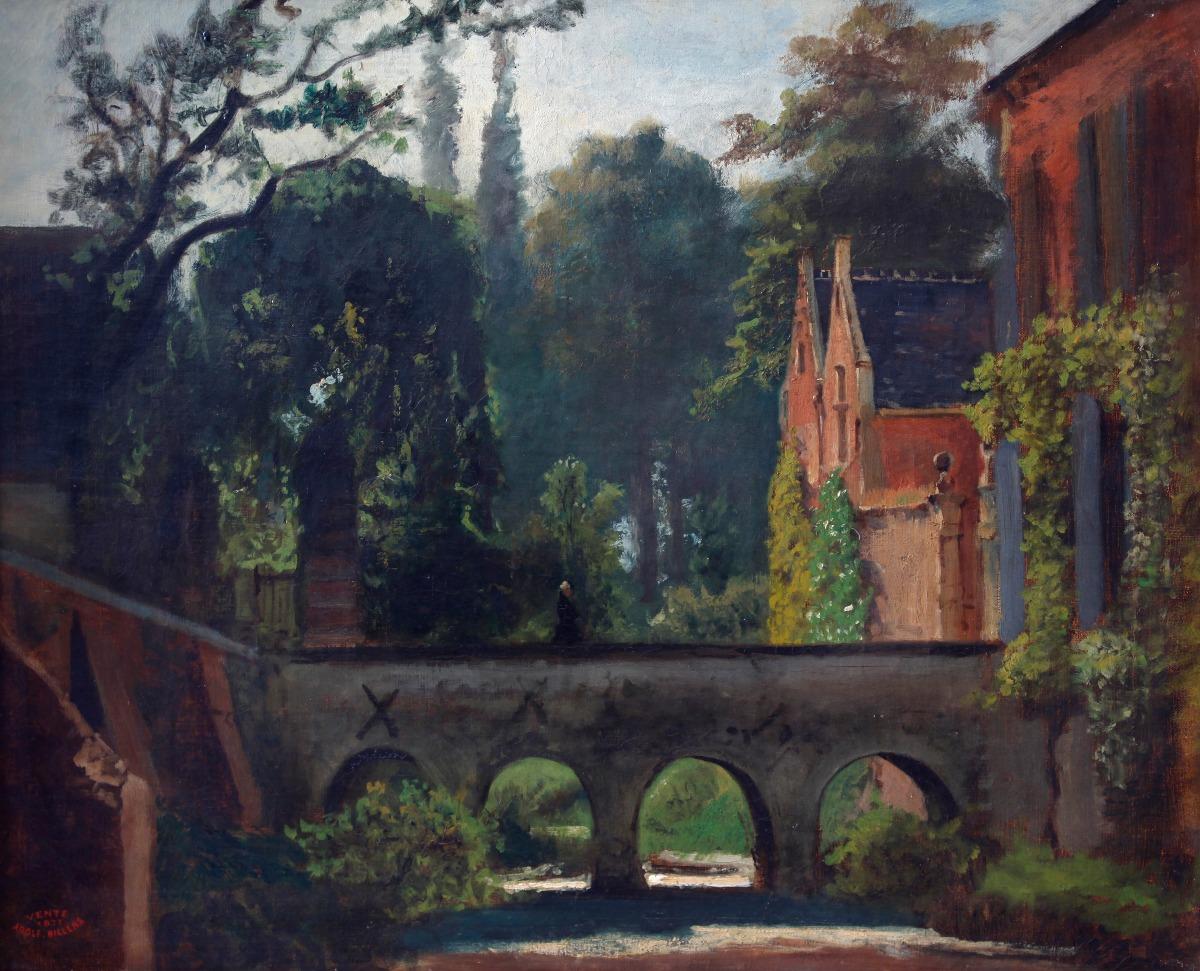19世纪欧洲古典油画作品展青岛开幕