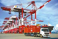 中國外貿形勢喜中有憂