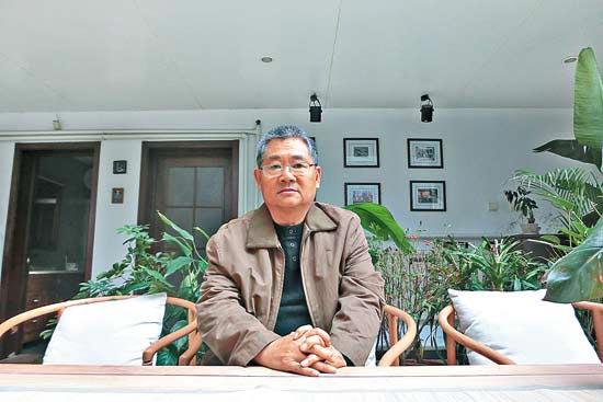專訪著名畫家陳鈺銘:心繫黃土高原登攀藝術高峰
