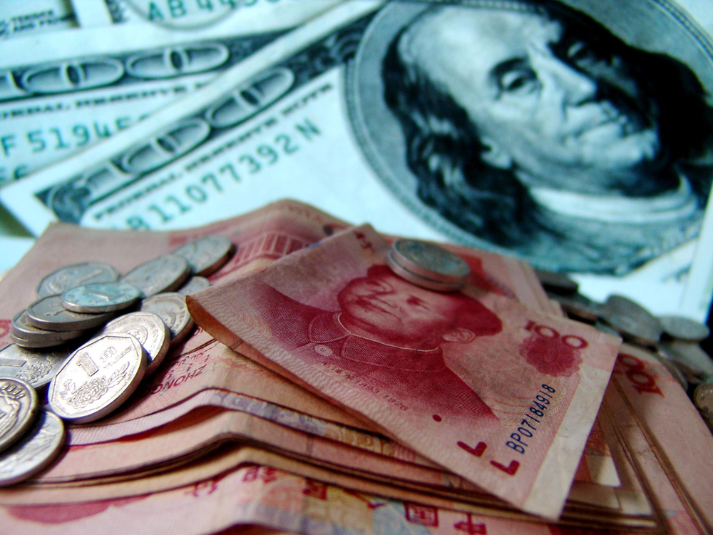 中美贸易不平衡无关乎人币贬值