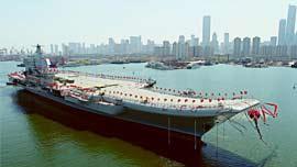 海军军力建设入新阶段 大国重器领航深蓝