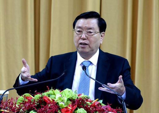 張德江:「一國兩制」在實踐中不斷發展