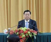 張德江:望深刻領會習主席「三點希望」為澳門繁榮穩定作貢獻