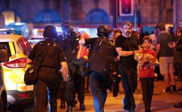 曼徹斯特喋血 歐洲反恐困局難破