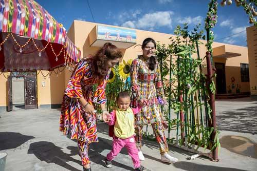新疆人权白皮书:人均收入38年增逾80倍