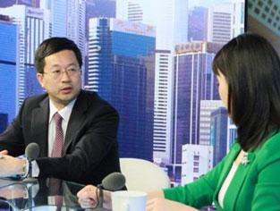 访谈|全国政协委员、中国诚通国际副总经理周立群