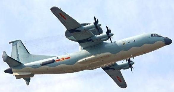 中国研固定翼舰载预警机 传五年内上航母服役
