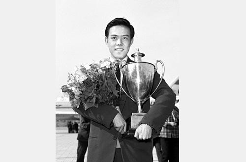 香港仔变世界冠军