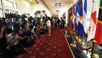 新聞圖集:巴拿馬的中國元素