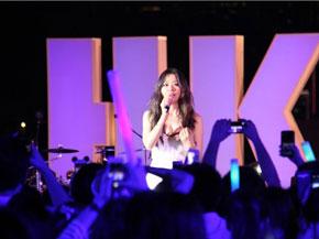 青葱再出发!香港青年联会办香港青年音乐节