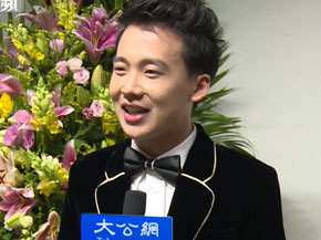 郭麒麟:能与香港青年一起建设祖国 是件开心的事