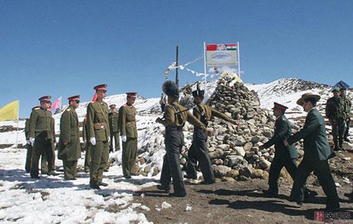 印军悍然犯界20日仍无退意 中国大使促印无条件撤军