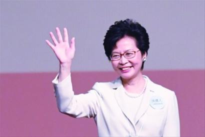 加强以林郑为核心的行政主导是特区管治需要