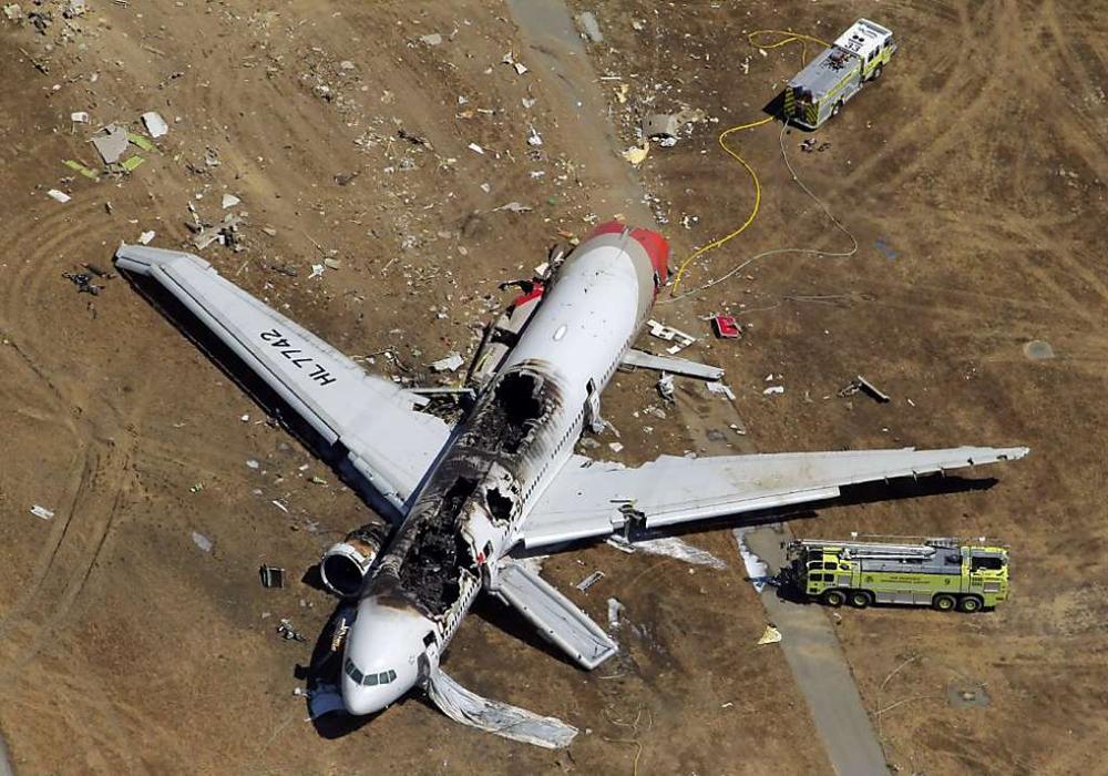 美国全国运输安全委员会退休调查员迪尔评价称,从飞机失事到紧急