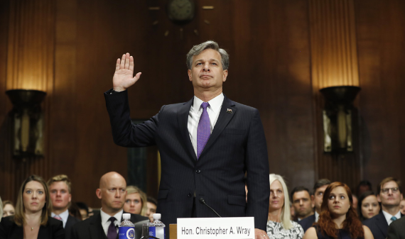 """""""通俄门""""调查受干预宁辞官 FBI拟任局长拒效忠特朗普"""