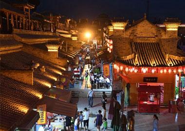 带你探访河南陕州地坑院