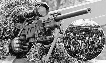 """百年枪厂:从""""汉阳造""""到95式自动步枪"""