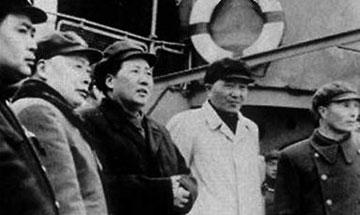 毛泽东布局新中国国防工业