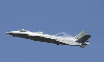 歼20从首飞到服役仅用6年多 在军演中完胜三代机