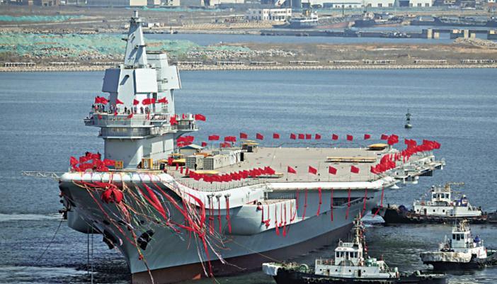 [建军90周年] 战略转型 中国海军从绿水走向深蓝