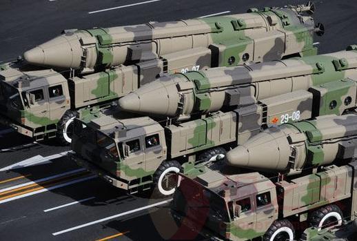 常规导弹部队:大国利剑首战必用