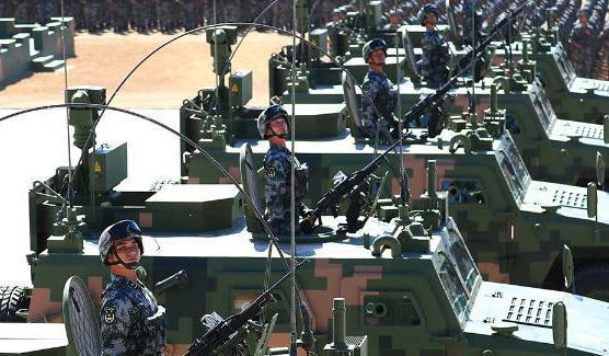 国际关注大阅兵:中国综合军力更上层楼 军改成效显著
