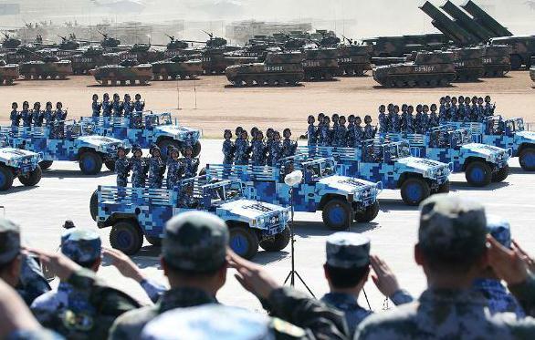 海军陆战队首任司令员证实海军陆战队调整扩编