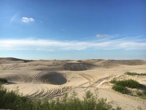 庫倫謀劃打造國家沙漠公園