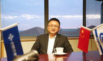 """专访中国港湾南非总经理罗俊:""""一带一路""""助力南非"""