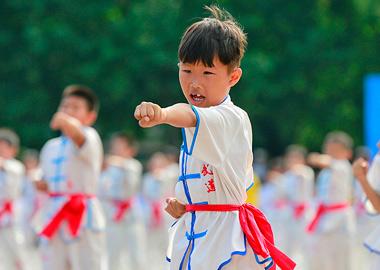 全民健身日河南举办社会体育主题展演活动