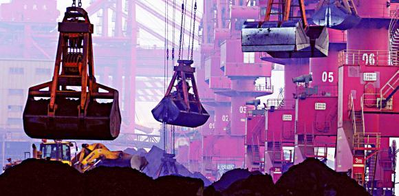 執行安理會制裁 中國全面禁止進口朝鮮煤鐵