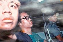 黄浩铭13人加刑囚8至13月