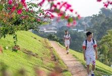 探访中国足球首个海外青训基地