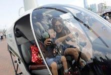 本港首个直升机展览