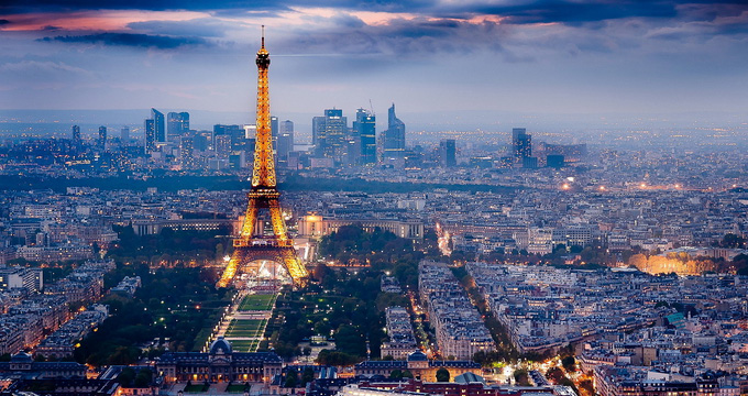 巴黎的玉米/步瀟瀟